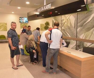 Bursa Şehir Hastanesi, hizmete başladı