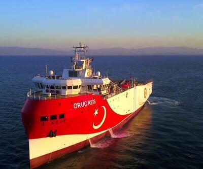 Araştırma gemisi Oruç Reis'e yeni görev!