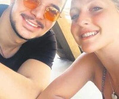 Eremcan Acar ile sevgilisi Aylin Koç tatilde