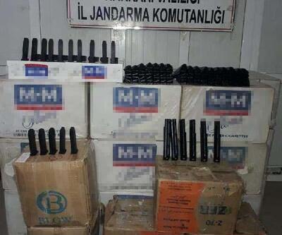 Derecik'te PKK'nın finans kaynaklarına operasyon