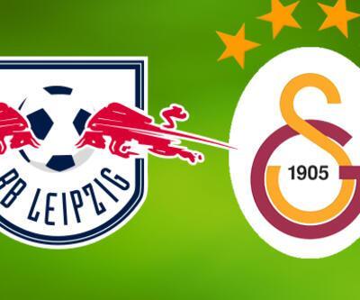 Leipzig, Galatasaray hazırlık maçı saat kaçta, hangi kanalda?