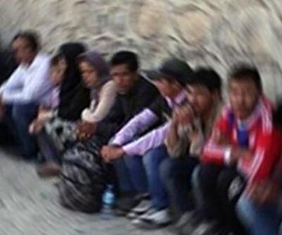 Edirne'de 159 düzensiz göçmen yakalandı