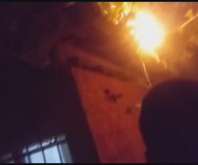 Beykoz'da iki katlı ev kundaklandı
