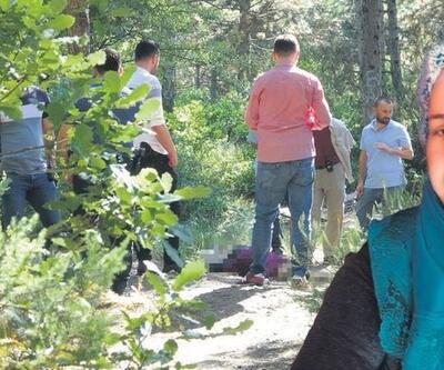 Aydos Ormanı'nda vahşet