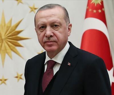 Erdoğan'dan şehit ailesine taziye telgrafı