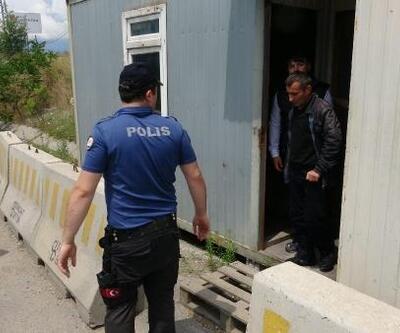 Kastamonu'da firar eden 2 mahkum, Karabük'te yakalandı