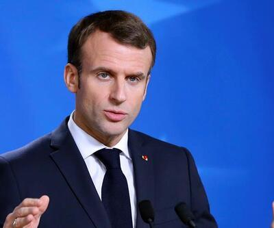 """Ruhani Fransa Cumhurbaşkanı'ndan """"ABD ile ateşkes sağlamasını"""" istedi"""