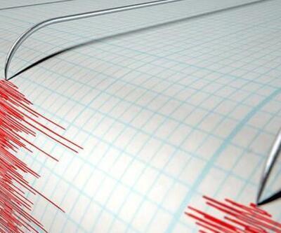 Endonezya'da 4,5 büyüklüğünde deprem