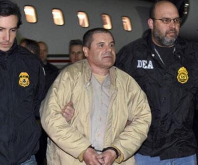 El Chapo'ya ömür boyu hapis