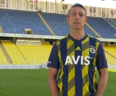 Ali Koç Fenerbahçeliler Günü'nü kutladı