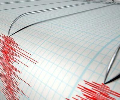 Kahramanmaraş'ta 3.7 büyüklüğünde deprem