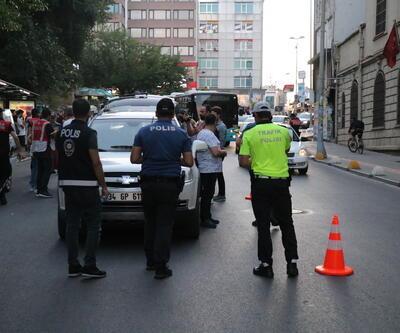 """İstanbul'da """"Yeditepe Huzur-12"""" denetimleri yapıldı"""