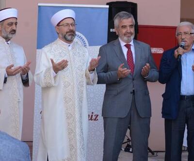 İstanbul Müftülüğü'nde cübbe töreni