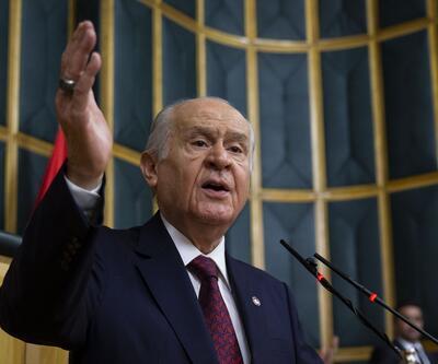 MHP Genel Başkanı Bahçeli: Başlarına geçirsinler