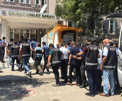 Manisa'daki FETÖ soruşturmasında 10 tutuklama