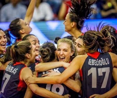 U20 Genç Kız Milli Takımımız Dünya Şampiyonası'nda son 4'e kaldı