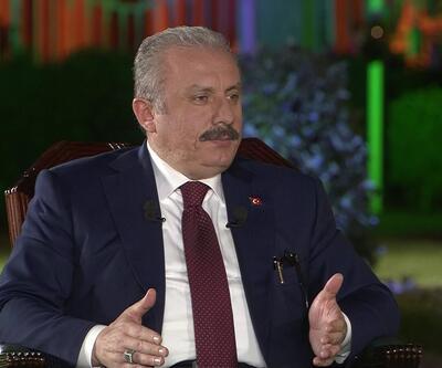 TBMM Başkanı Mustafa Şentop canlı yayında soruları yanıtladı