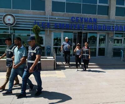 Genç kızlara silahla saldıran şüpheli ve kız arkadaşı tutuklandı