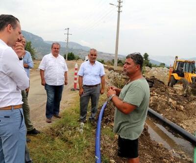 Kepirli'deki çalışmalarda sona gelindi