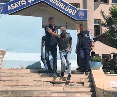 Van'da kuyumcu kuryesini gasbeden 4 şüpheli tutuklandı