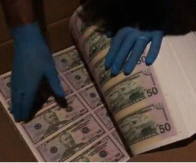 Tarihin en büyük sahte dolar operasyonu