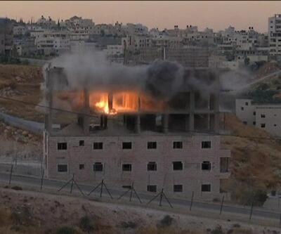 Kudüs'te Filistinlilerin evleri yıkılıyor