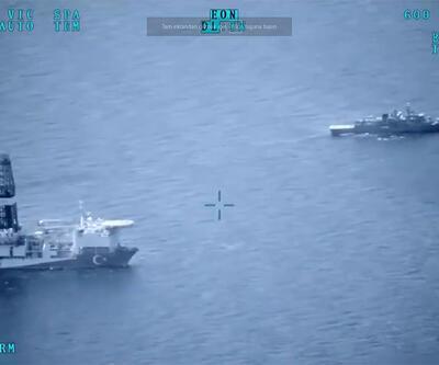 Milli Savunma Bakanlığı paylaştı... Türk Donanması Doğu Akdeniz'de