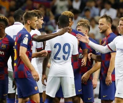 Chelsea Barcelona'yı 2-1 yendi