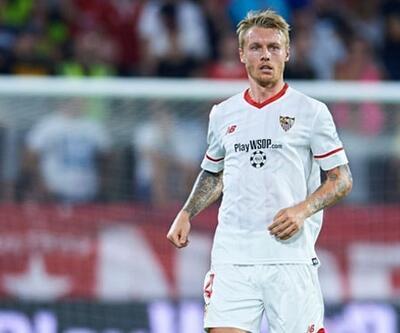 """Sevilla, """"Kjaer'in Fenerbahçe ile anlaştığı"""" iddialarını yalanladı"""
