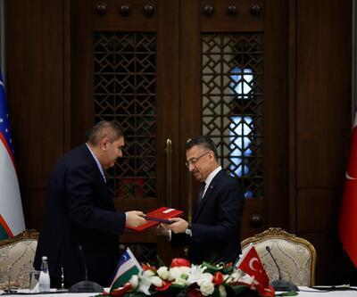 Türkiye Özbekistan ile 27 farklı alanda iş birliği yapacak