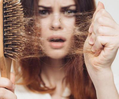 Dökülen saçlar kaderiniz olmasın