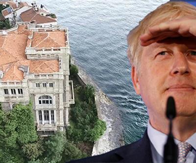 Boğaz'ın şato görünümlü yalısı 550 milyon TL'ye satışta: Boris Johnson'un dedesi de kalmış