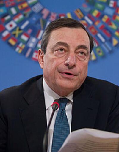 Piyasaların gözü, kulağı Mario Draghi'de