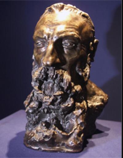 Rodin'in 13 yıl önce çalınan büstü bulundu