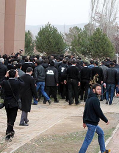 İnönü Üniversitesi'nde kavga: 47 gözaltı