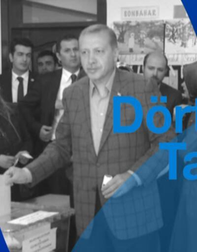 Yerel seçim sonuçları Dört Bir Taraf'ta tartışılıyor