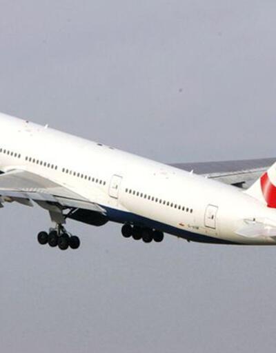 Kadın yolcu uçakta mastürbasyon yaptı