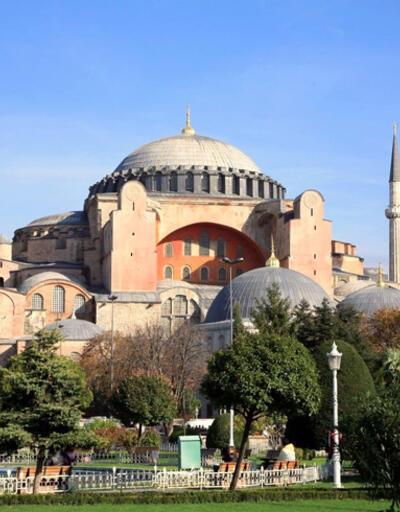 Ayasofya'da yeni keşif: Kayıp imparator vaftizhanesi