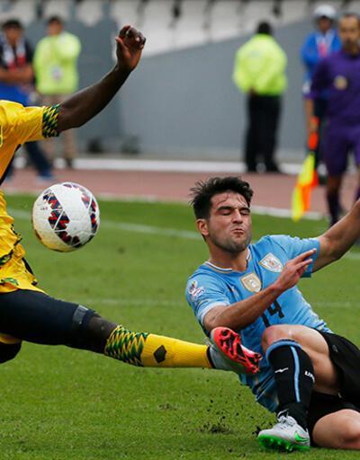 Uruguay - Jamaika: 1-0 (Maç Özeti)