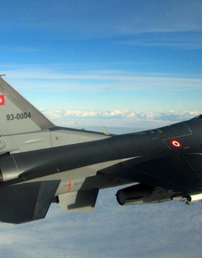 Türk savaş uçakları IŞİD hedeflerini vurdu