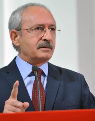 Kılıçdaroğlu: ''Biz başkanlık sistemine karşıyız''