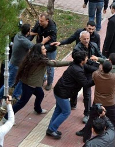 Malatya İnönü Üniversitesi'nde kavga: 65 gözaltı