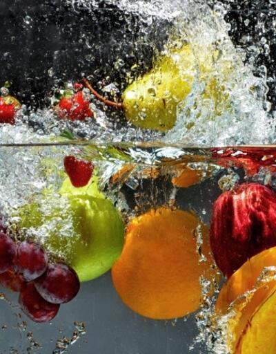 Sebze ve meyvelerdeki ilaç kalıntılarından böyle kurtulun