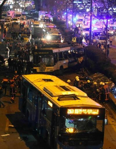 Ankara'daki terör saldırısında 5 tutuklama