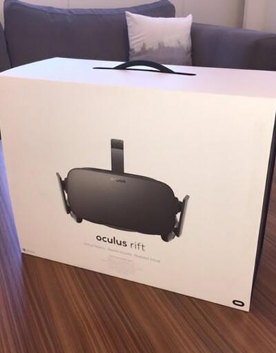 Oculus Rift sevkiyatları başlıyor!