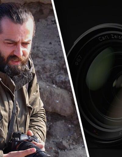 Erdem Silay'dan fotoğrafçılık ve çekim teknikleri eğitimi