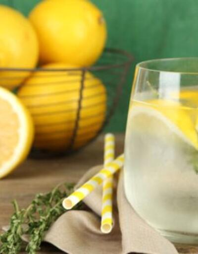 Limonlu su içmek ne işe yarıyor?