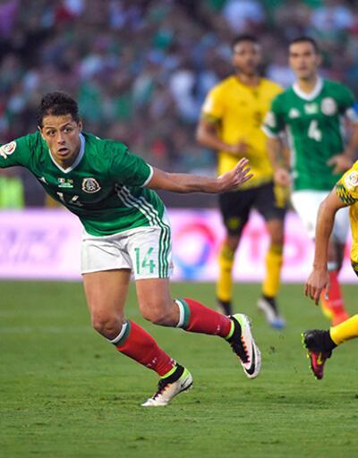 Meksika güle oynaya... Copa America: Meksika - Jamaika: 2-0