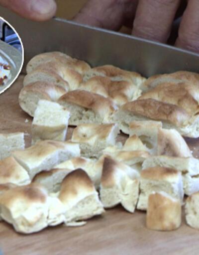 Bayat Ramazan pidelerinden taze yemek nasıl yapılır?