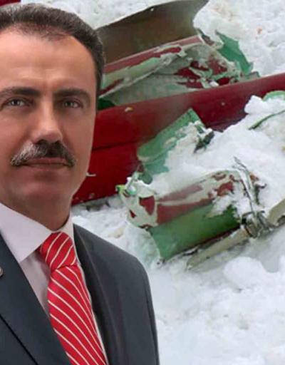 Muhsin Yazıcıoğlu'nun öldüğü kazayla ilgili kritik gelişme